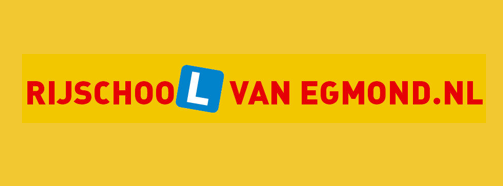 Rijschool van Egmond Logo